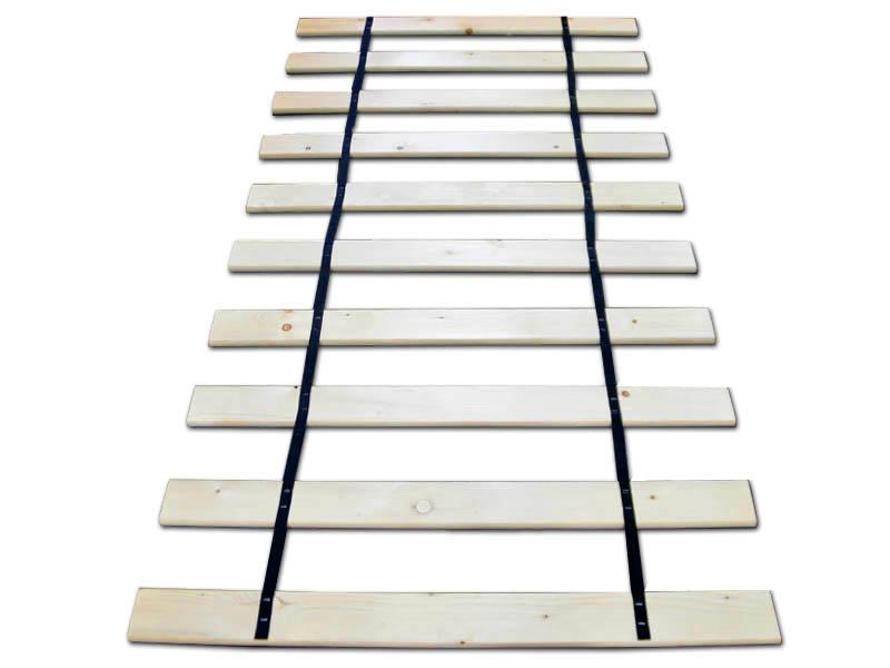 Drewniany Stelaż Do łóżka Wkład Listwy żebra