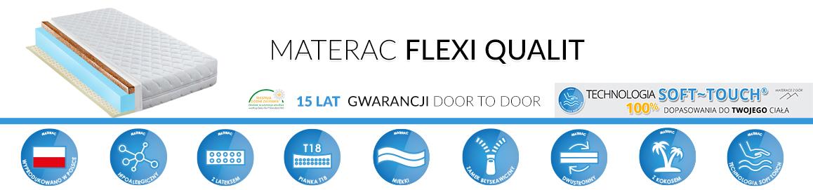 Materac Flexi Qualit