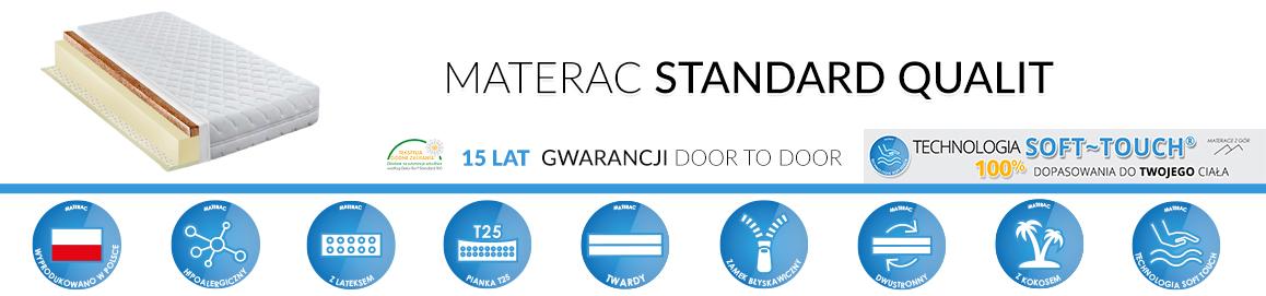Materac Standard Qualit