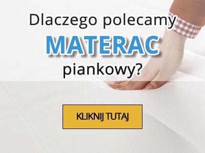 Czy materace piankowe są najlepszym wyborem?