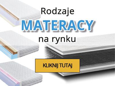 Rodzaje materacy
